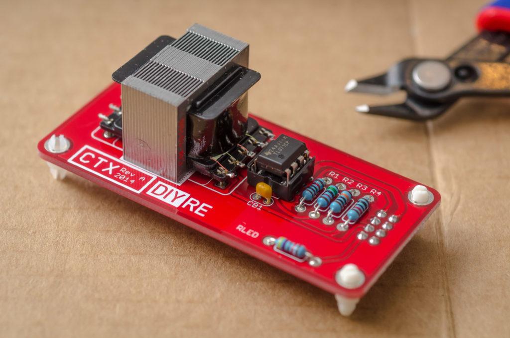 DIY-Recording-Equipment-Color-CTX-Modul-bauen