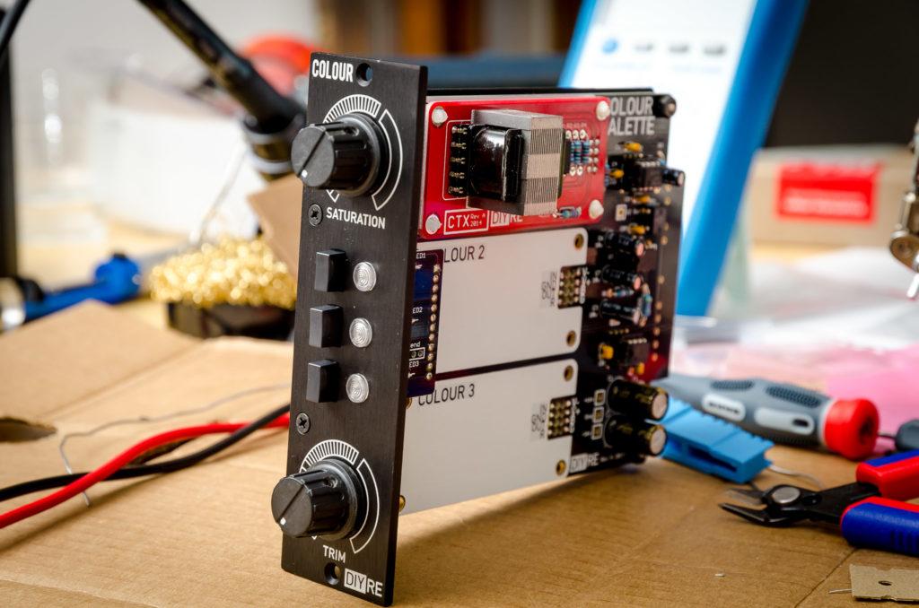 DIY-Recording-Equipment-Colour-Modul-serber-bauen