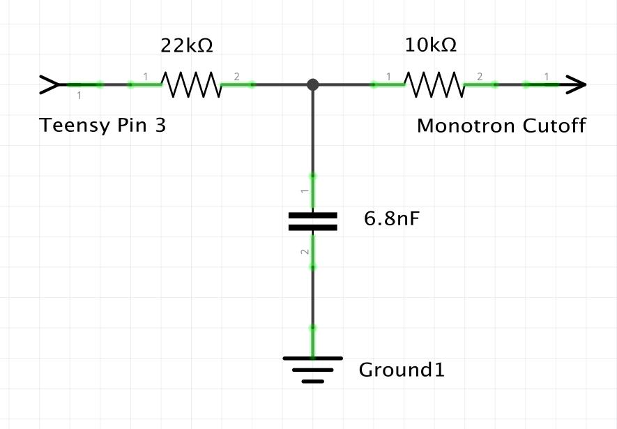 analoges-filter-schaltplan